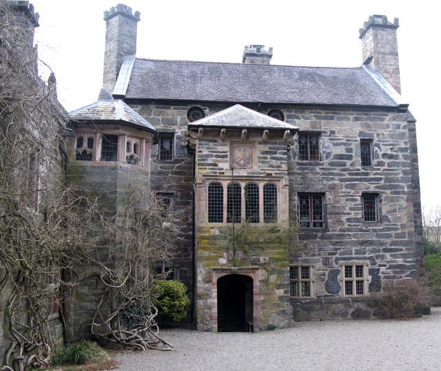 Gwydir-Castle