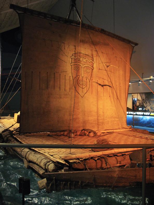 Kon-Tiki Norway Spirit of the Vikings
