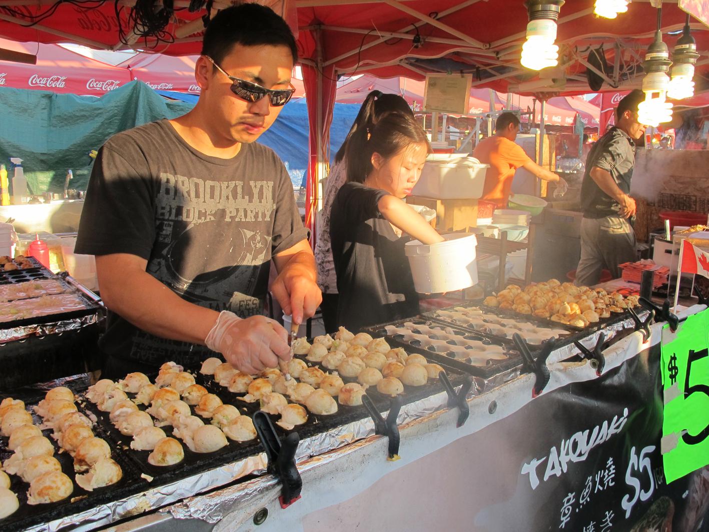 takoyaki s
