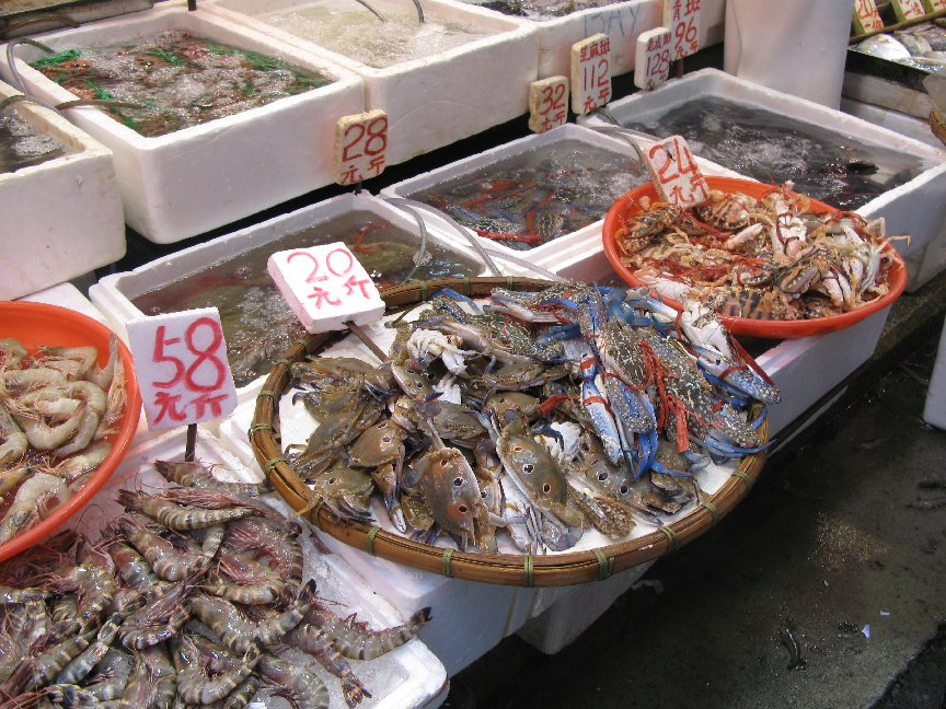 market fresh fish s