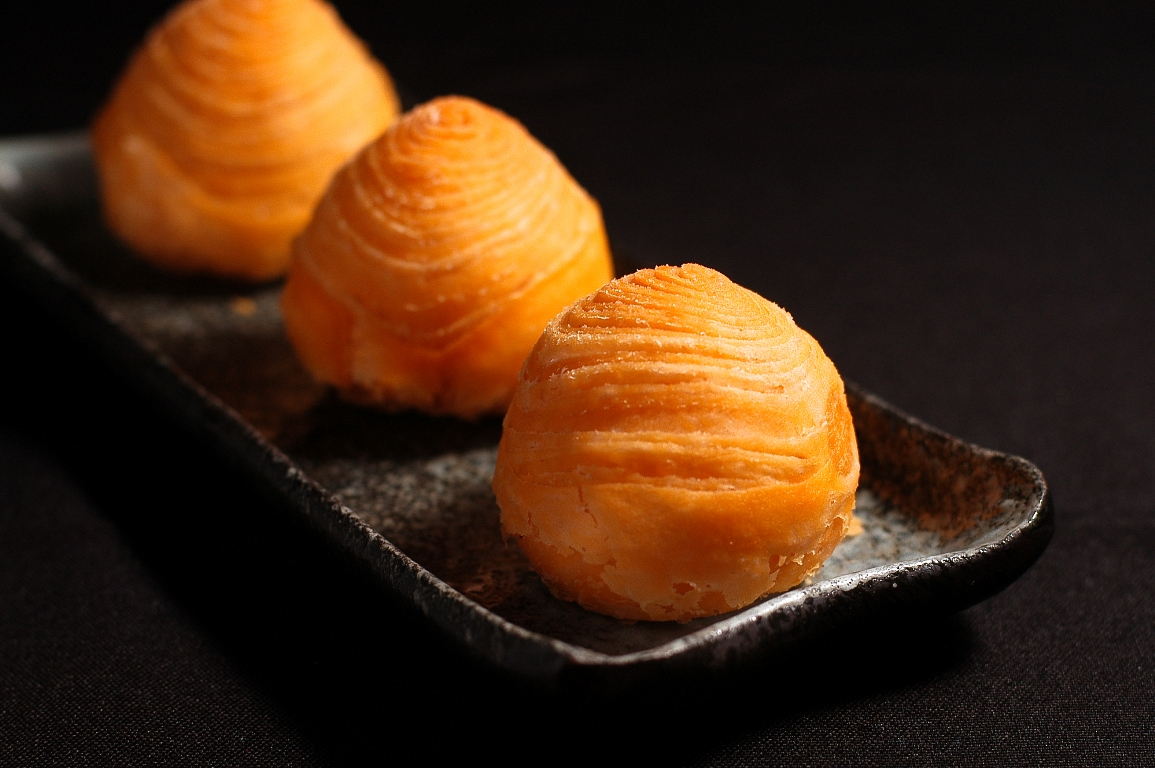 turnip puffs
