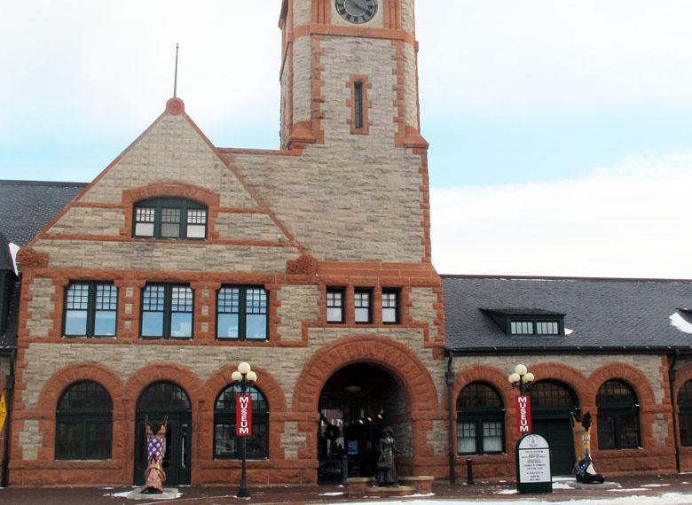 railway depot museum s