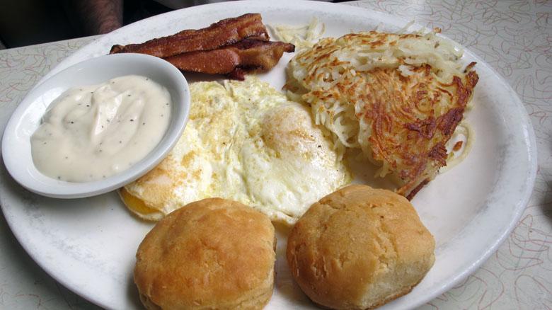 breakfast at Arcade s