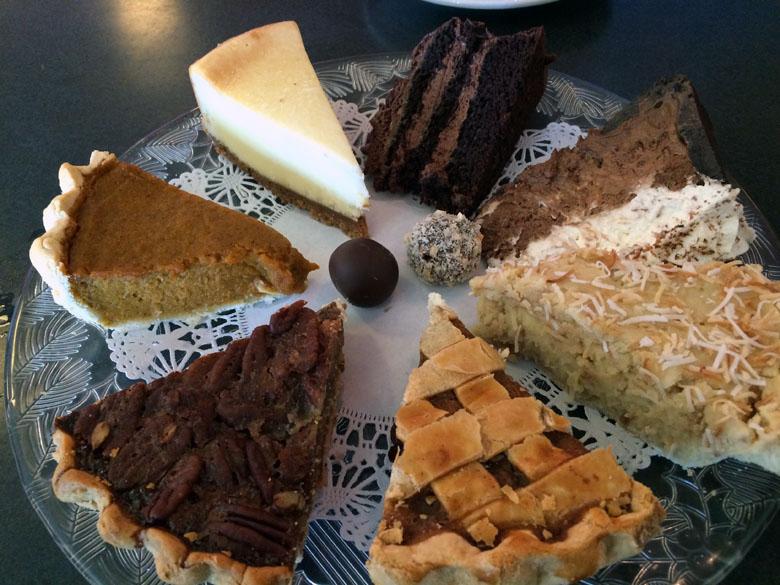 Desserts Joe's Diining Diner