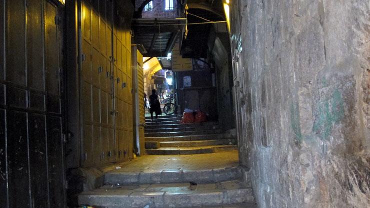 alleyway s