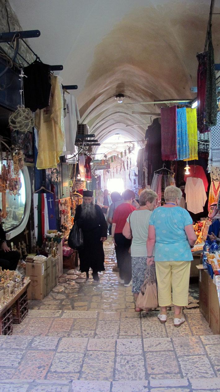 market with priest s