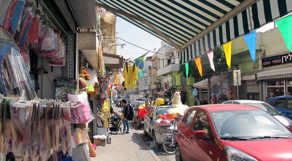 tel aviv market levinsky street 2