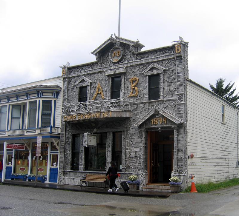 Skagway Masons Hall Alaska