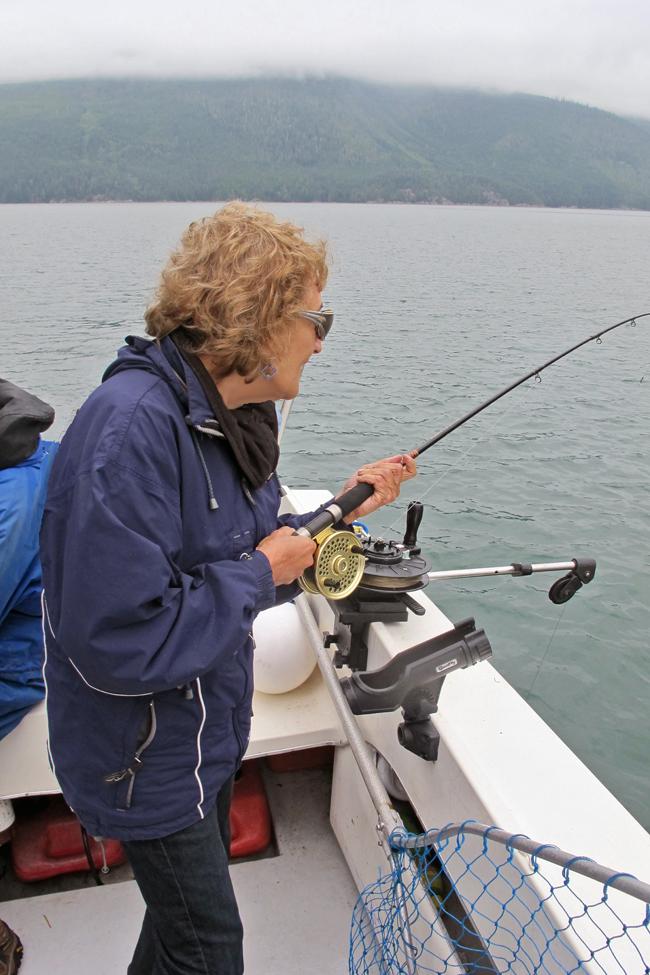 Fishing Knight Inlet British Columbia - Gone Fishin'