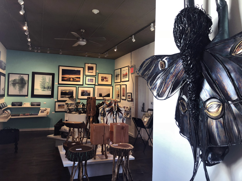 Finding Our Muskoka Soul -inside the art shop